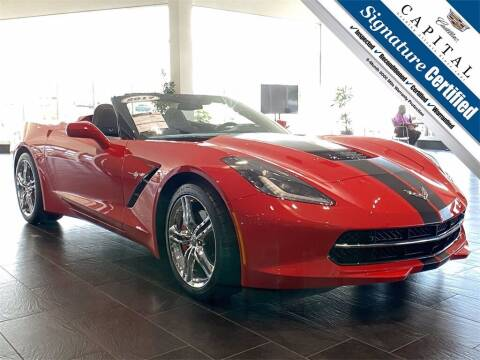 2017 Chevrolet Corvette for sale at Southern Auto Solutions - Capital Cadillac in Marietta GA