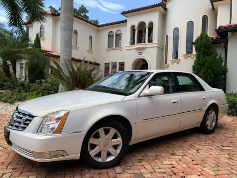 2006 Cadillac DTS for sale at Mirabella Motors in Tampa FL