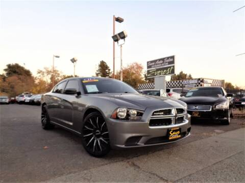 2011 Dodge Charger for sale at Save Auto Sales in Sacramento CA