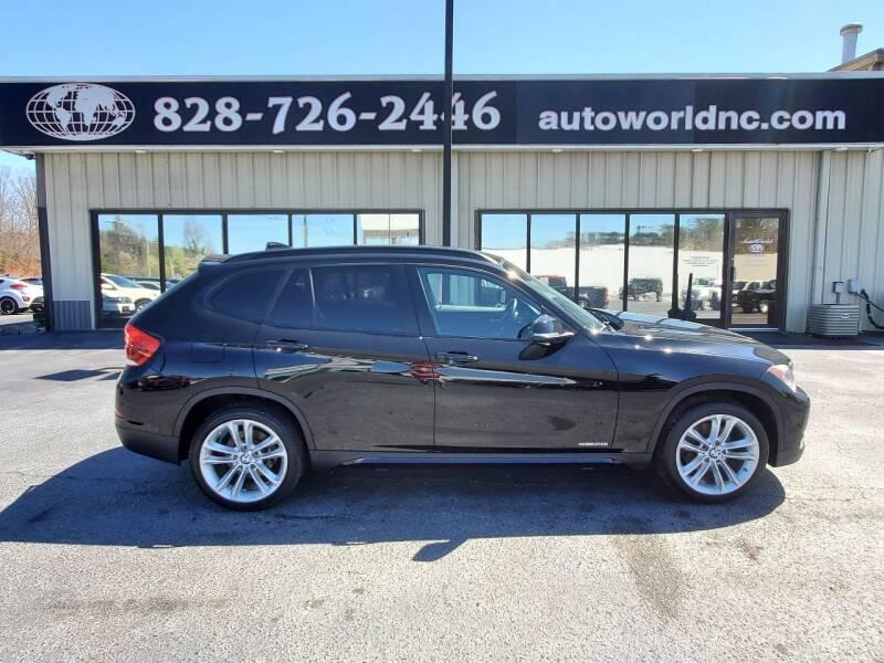 2014 BMW X1 for sale at AutoWorld of Lenoir in Lenoir NC