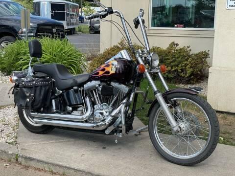 2001 Harley-Davidson Heritage Softail Custom for sale at Harper Motorsports-Powersports in Post Falls ID