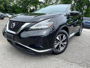 2019 Nissan Murano for sale at Rockland Automall - Rockland Motors in West Nyack NY