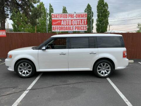 2010 Ford Flex for sale at Flagstaff Auto Outlet in Flagstaff AZ