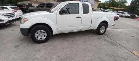 2014 Nissan Frontier for sale at AUTOTEX FINANCIAL in San Antonio TX