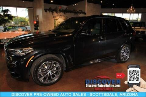 2020 BMW X5 for sale at Discover Pre-Owned Auto Sales in Scottsdale AZ