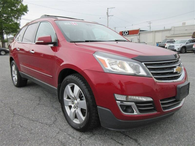 2014 Chevrolet Traverse for sale at Cam Automotive LLC in Lancaster PA