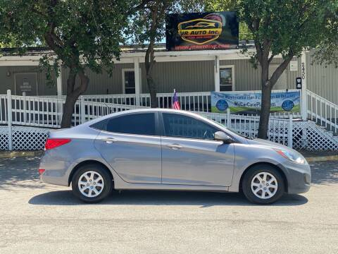 2013 Hyundai Accent for sale at JR Auto Inc in San Antonio TX