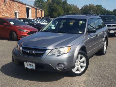 2008 Subaru Outback for sale at JDM Auto in Fredericksburg VA