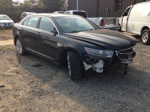 2014 Ford Taurus for sale at ASAP Car Parts in Charlotte NC