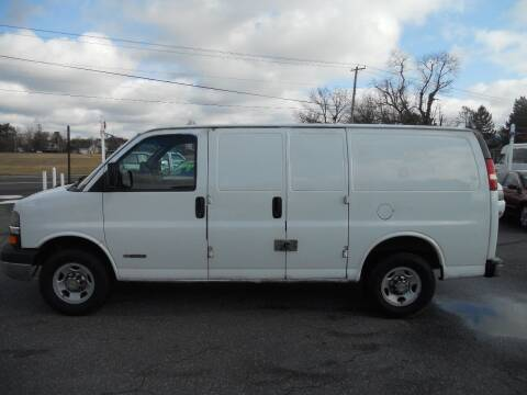 2003 Chevrolet Express Cargo for sale at All Cars and Trucks in Buena NJ