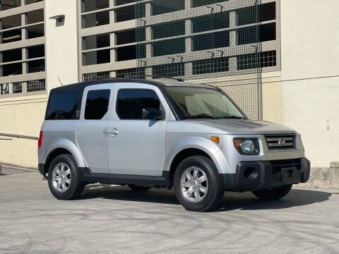 2008 Honda Element for sale at LANCASTER AUTO GROUP in Portland OR