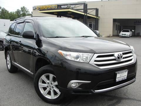 2013 Toyota Highlander for sale at Perfect Auto in Manassas VA