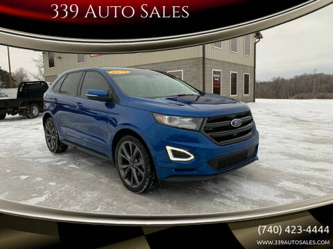 2018 Ford Edge for sale at 339 Auto Sales in Belpre OH