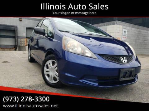2011 Honda Fit for sale at Illinois Auto Sales in Paterson NJ