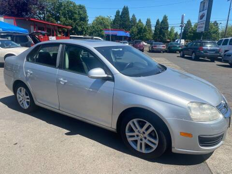 2007 Volkswagen Jetta for sale at Blue Line Auto Group in Portland OR