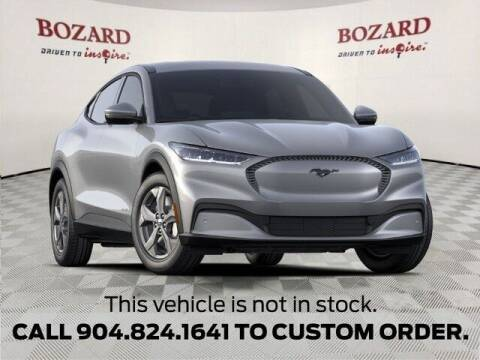 2021 Ford Mustang Mach-E for sale at BOZARD FORD in Saint Augustine FL
