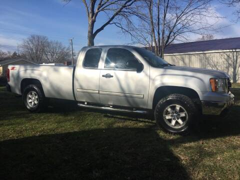 2011 GMC Sierra 1500 for sale at Antique Motors in Plymouth IN