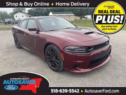 2019 Dodge Charger for sale at Autosaver Ford in Comstock NY