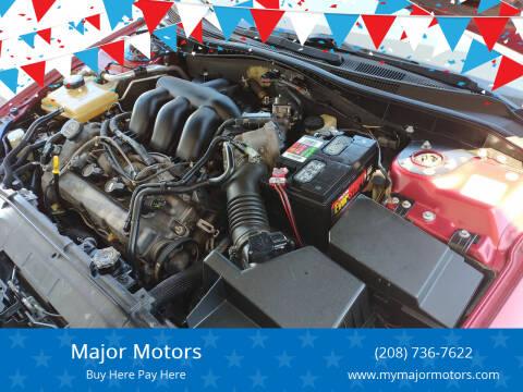 2006 Mazda MAZDA6 for sale at Major Motors in Twin Falls ID