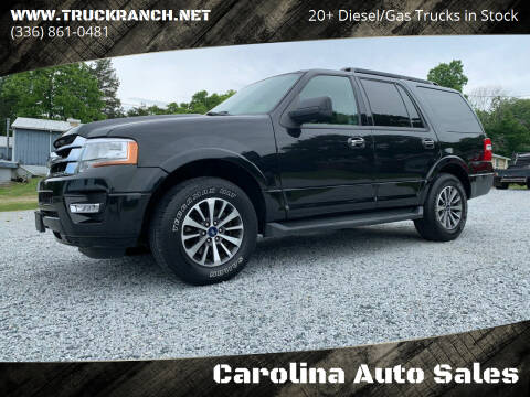 2015 Ford Expedition for sale at Carolina Auto Sales in Trinity NC