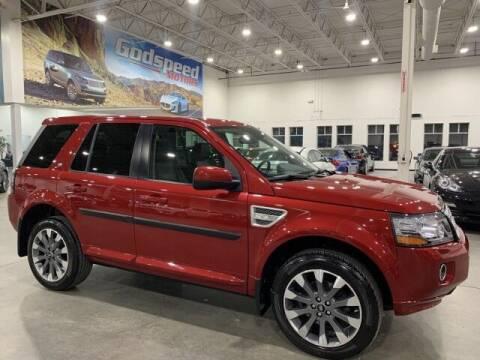 2015 Land Rover LR2 for sale at Godspeed Motors in Charlotte NC