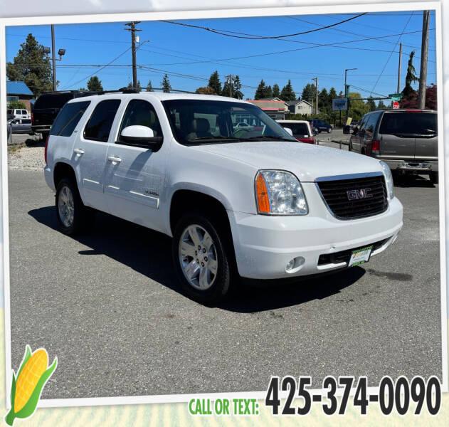 2013 GMC Yukon for sale at Corn Motors in Everett WA