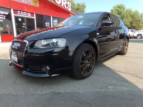 2007 Audi A3 for sale at Phantom Motors in Livermore CA
