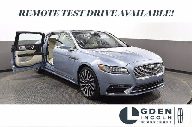 2020 Lincoln Continental for sale in Westmont, IL