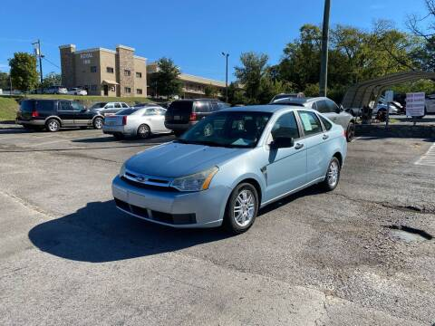 2008 Ford Focus for sale at Discount Motors Inc in Nashville TN