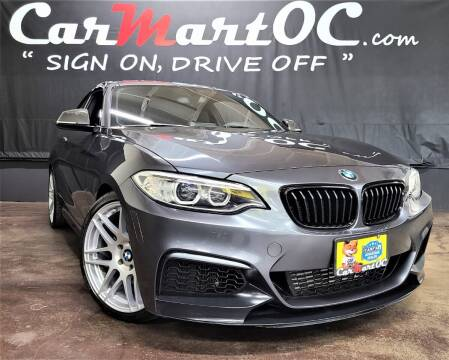 2015 BMW 2 Series for sale at CarMart OC in Costa Mesa CA