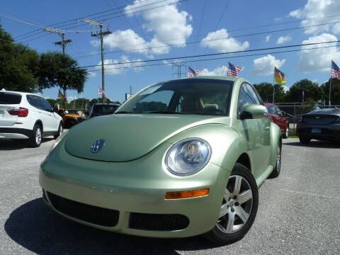 2006 Volkswagen New Beetle for sale at Das Autohaus Quality Used Cars in Clearwater FL
