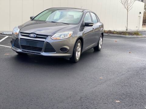 2013 Ford Focus for sale at Washington Auto Sales in Tacoma WA