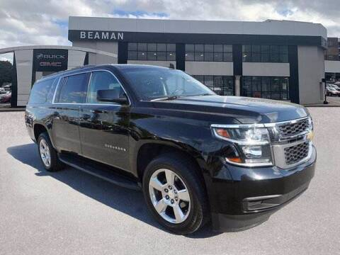 2016 Chevrolet Suburban for sale at BEAMAN TOYOTA - Beaman Buick GMC in Nashville TN
