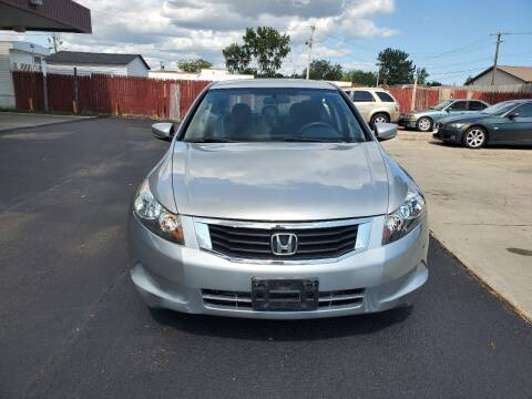 2009 Honda Accord for sale at North Chicago Car Sales Inc in Waukegan IL