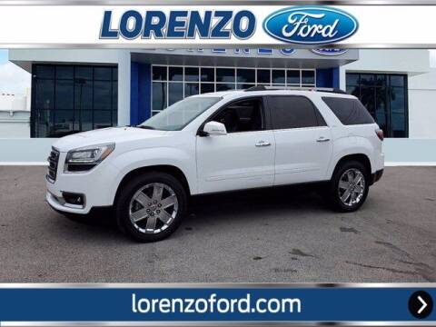 2017 GMC Acadia Limited for sale at Lorenzo Ford in Homestead FL