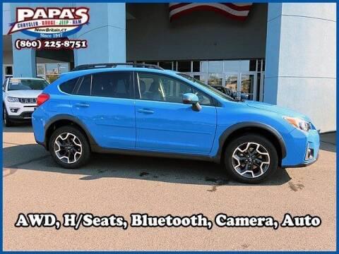 2017 Subaru Crosstrek for sale at Papas Chrysler Dodge Jeep Ram in New Britain CT
