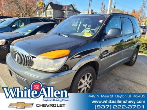 2003 Buick Rendezvous for sale at WHITE-ALLEN CHEVROLET in Dayton OH