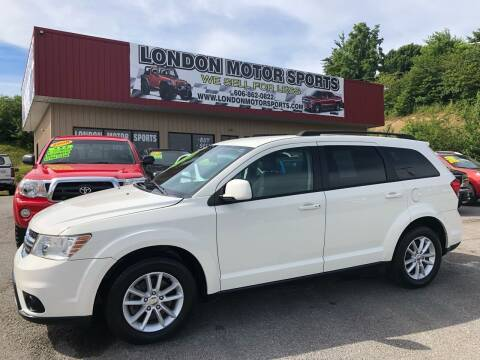 2013 Dodge Journey for sale at London Motor Sports, LLC in London KY