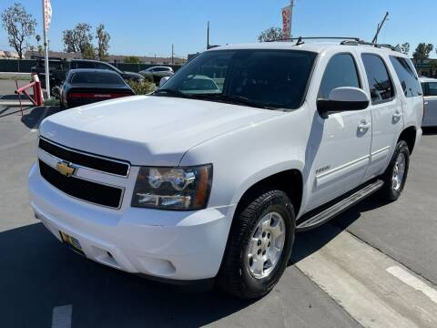 2012 Chevrolet Tahoe for sale at CARSTER in Huntington Beach CA