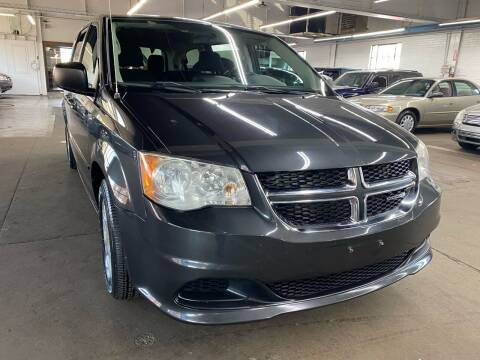 2011 Dodge Grand Caravan for sale at John Warne Motors in Canonsburg PA