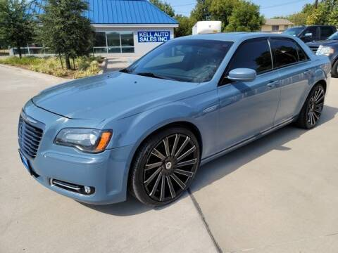 2014 Chrysler 300 for sale at Kell Auto Sales, Inc - Grace Street in Wichita Falls TX