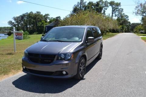 2018 Dodge Grand Caravan for sale at Car Bazaar in Pensacola FL