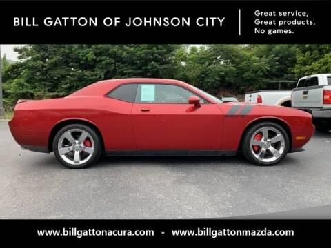 2009 Dodge Challenger for sale at Bill Gatton Used Cars - BILL GATTON ACURA MAZDA in Johnson City TN