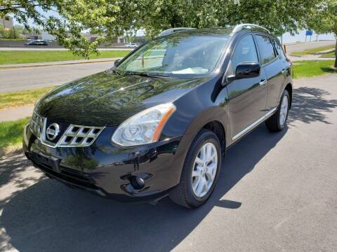 2011 Nissan Rogue for sale at Auto Hub in Grandview MO