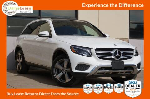2017 Mercedes-Benz GLC for sale at Dallas Auto Finance in Dallas TX