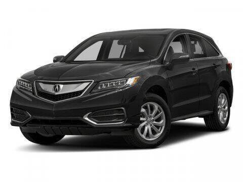 2018 Acura RDX for sale at NYC Motorcars in Freeport NY