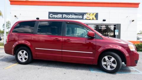 2008 Dodge Grand Caravan for sale at Car Depot in Miramar FL