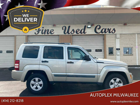 2010 Jeep Liberty for sale at Autoplex 2 in Milwaukee WI