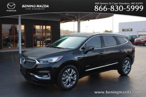 2019 Buick Enclave for sale at Bening Mazda in Cape Girardeau MO