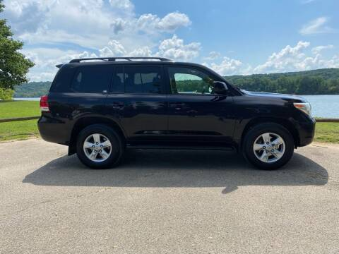 2011 Toyota Land Cruiser for sale at Monroe Auto's, LLC in Parsons TN